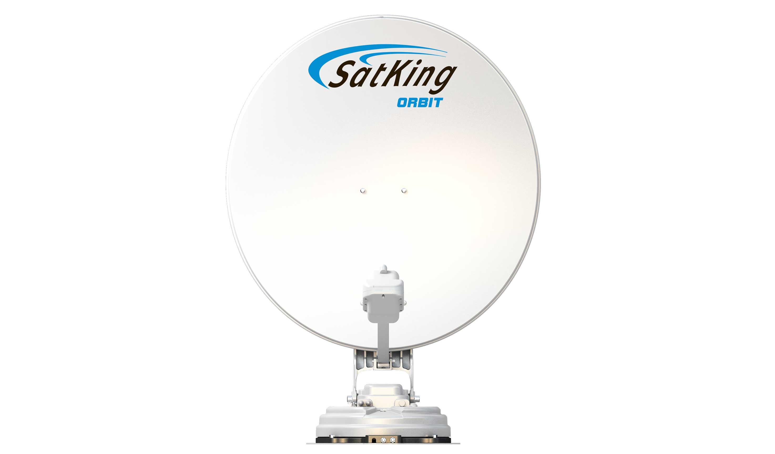 Orbit Fully Automatic Motorised Satellite TV Dish