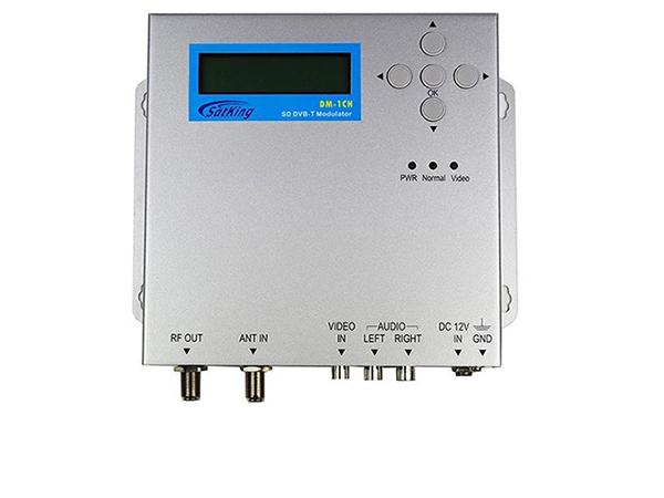 SatKing Digital Modulator DM-1CH