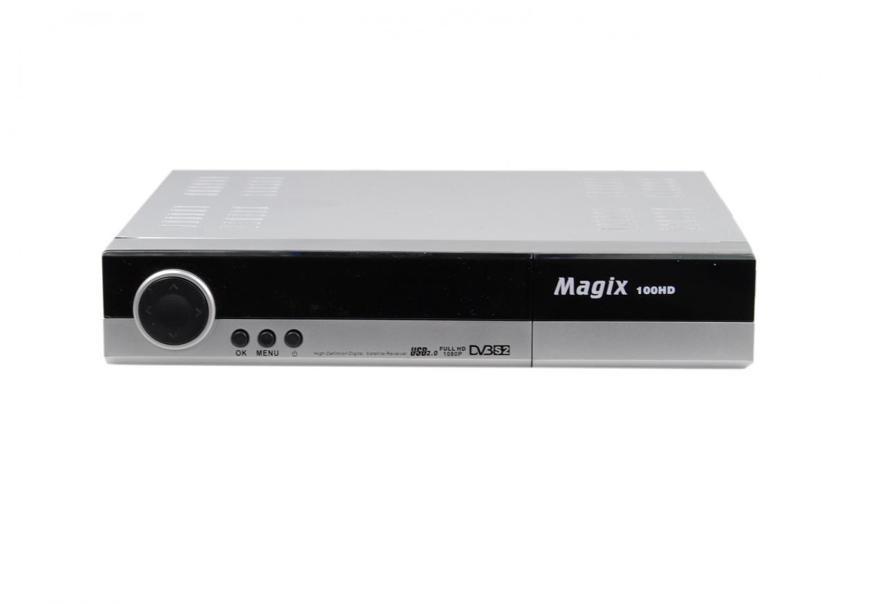 Magix DVBS2X-180HD
