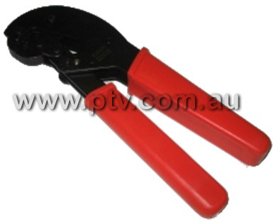 Cable King Crimp Tool